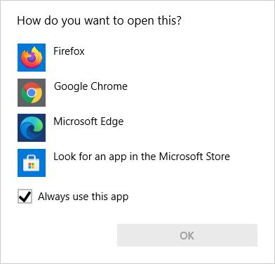open-app