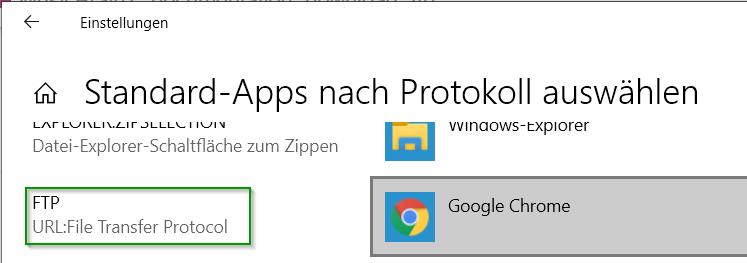 Standard FTP App
