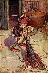 156px-Illustration_of_a_brownie_by_Arthur_Rackham