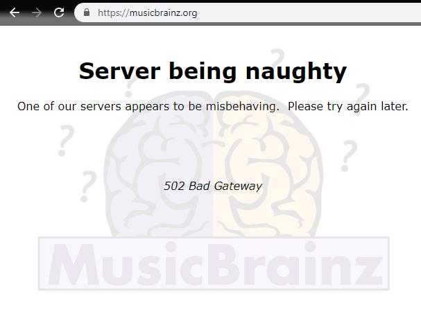 server-being-naughty