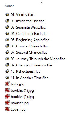 Album Files